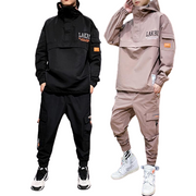 Pullover Two Piece Tracksuit