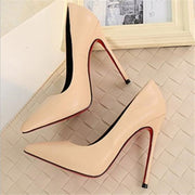 Tacones Pointed Toe Stilettos