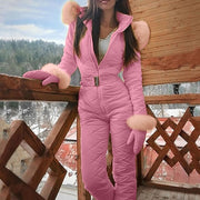 One Piece Ski Jumpsuit Riches Rags