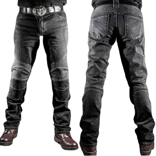 motorcycle outdoor riding jeans