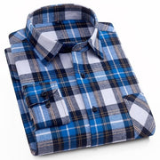 High Quality Plaid Shirt