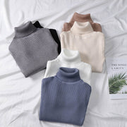 Warm soft  V or T-Neck sweater