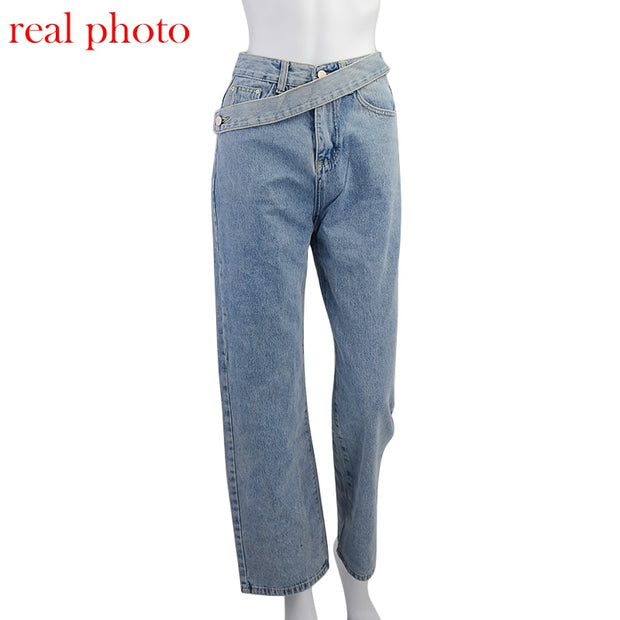 Cryptographic Denim Pants