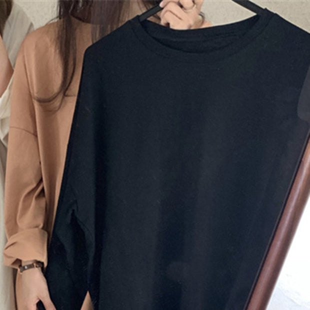 Minimalist Long Sleeve T-Shirt