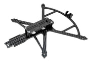 KI FPV Covert 360 HD Invisible Drone Frame - Fits Insta360 One R and Caddx Nubula Nano for DJI
