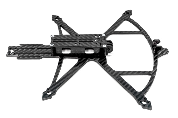 KI FPV Covert 360 HD Invislbe Drone Frame for Caddx Vista with Nebula Nano