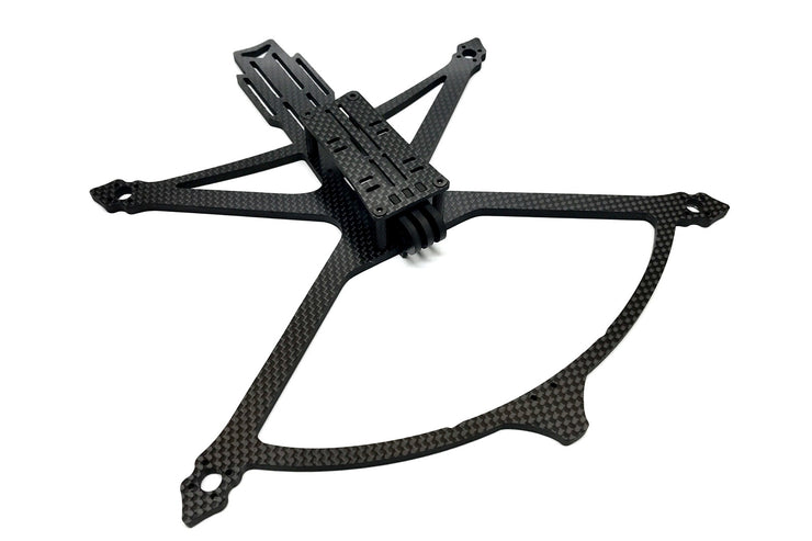 KI FPV Covert 360 Invisible Drone Frame (Analog)