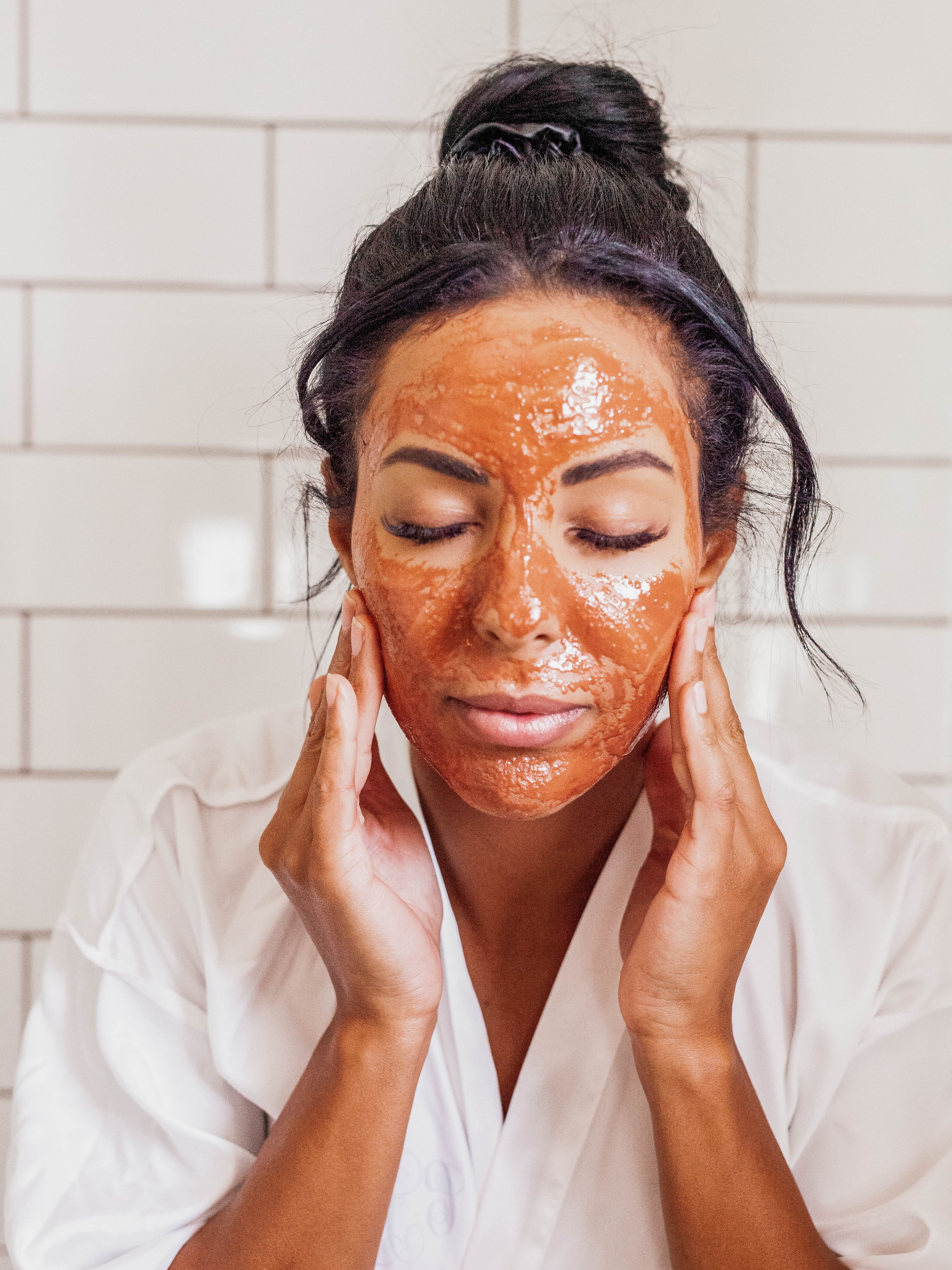 Tickled Pink Clay Face Mask