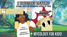Load image into Gallery viewer, A Toadstool's Treasures (Audiobook) Digital Download