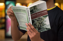 Load image into Gallery viewer, Curious About Cannabis: A Scientific Introduction to the World's Most Controversial Plant (2nd Edition) - Paperback Textbook