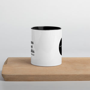 Curious About Cannabis Podcast Mug