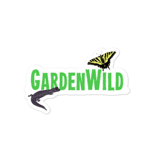 GardenWild Stickers
