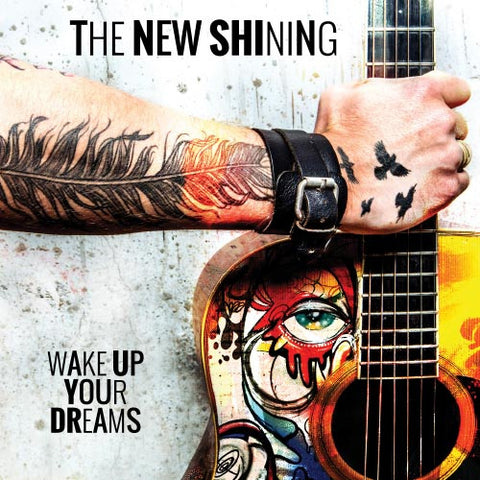 CD 'Wake Up Your Dreams'  ...  (2013)