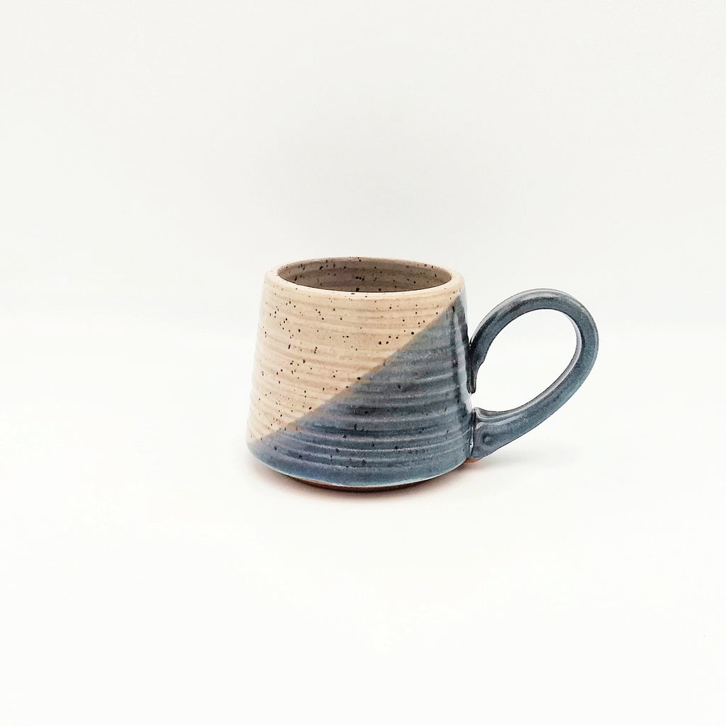 Handmade Pottery Mug - Camp, Chowder