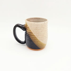 Handmade Pottery Mug - Everyday, Macchiato