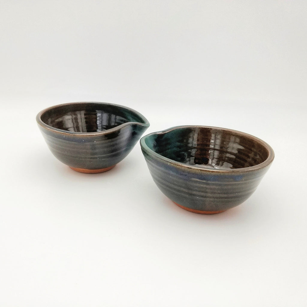 Dip Bowl Set - Avocado