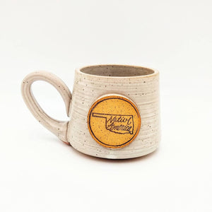 "STATEment Mug - Oklahoma ""Native America"""