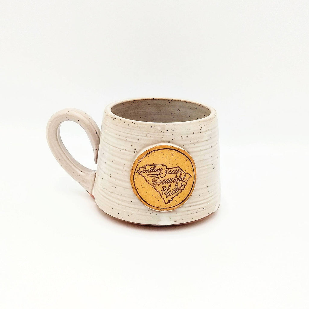 "STATEment Mug - South Carolina ""Smiling Faces Beautiful Places"""