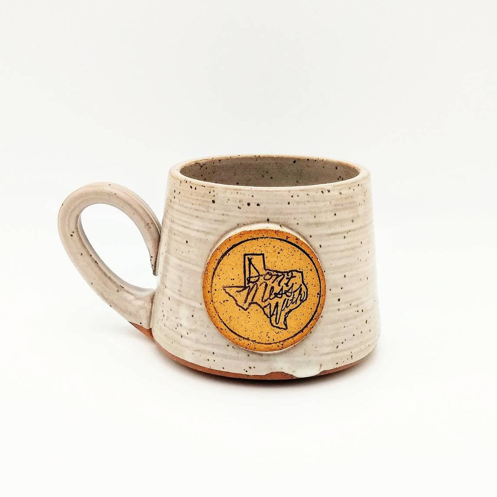 "STATEment Mug - Texas ""Don't Mess With"""
