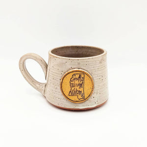 "STATEment Mug - Mississippi ""South's Warmest Welcome"""