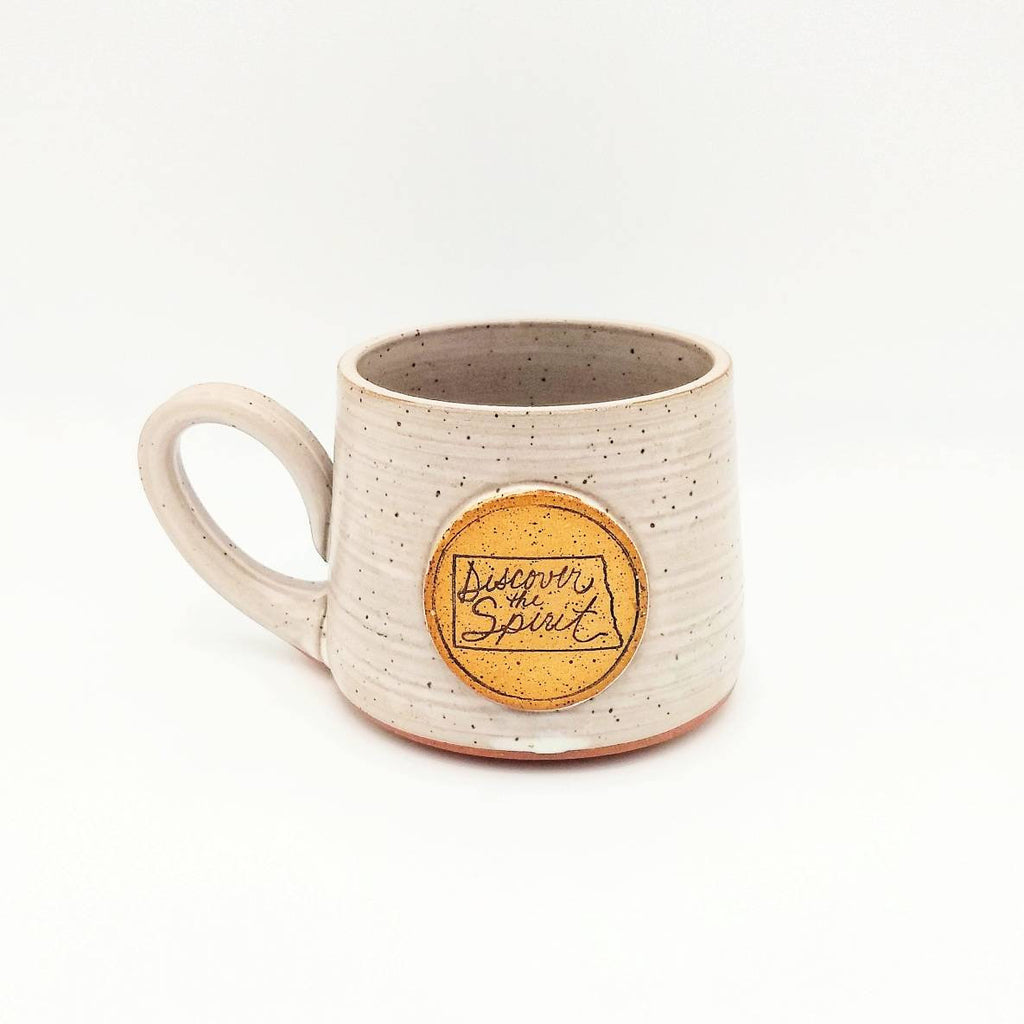 "STATEment Mug - North Dakota ""Discover the Spirit"""