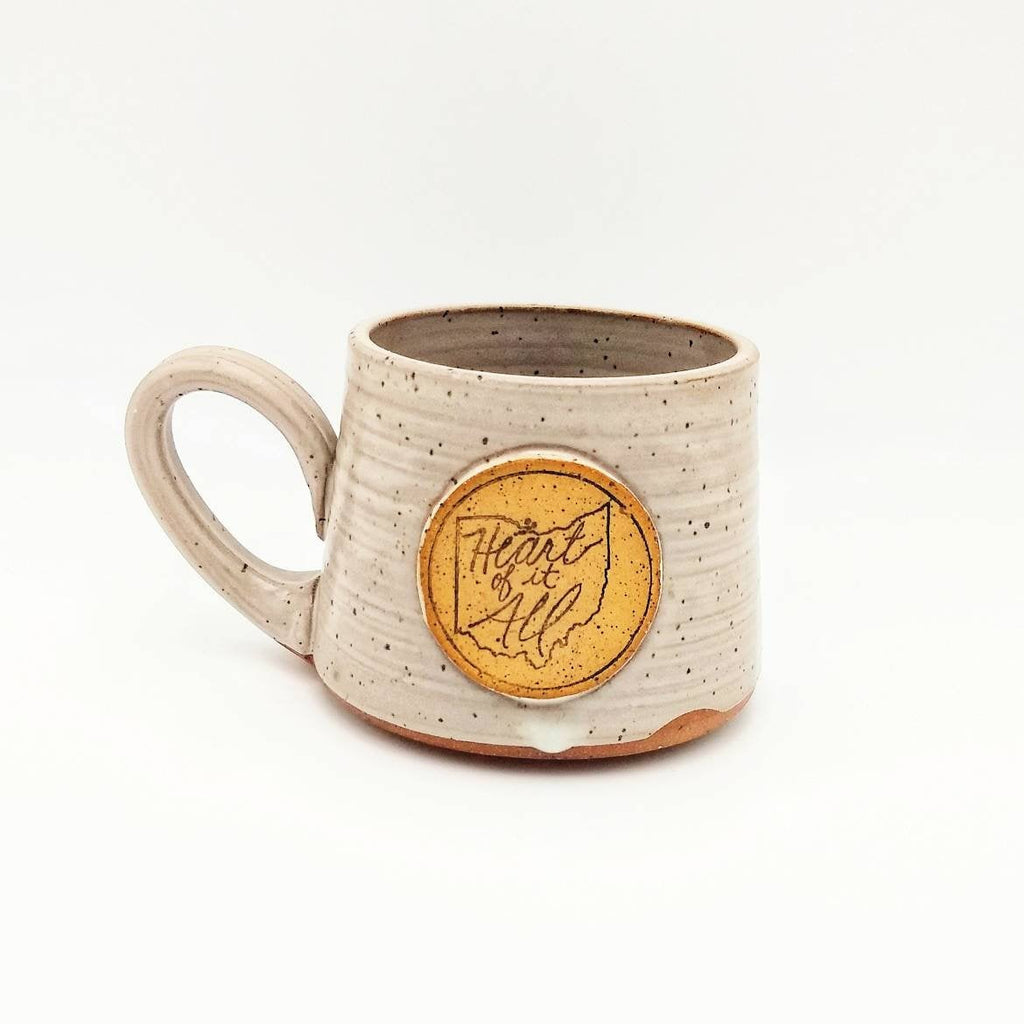 "STATEment Mug - Ohio ""Heart if it All"""