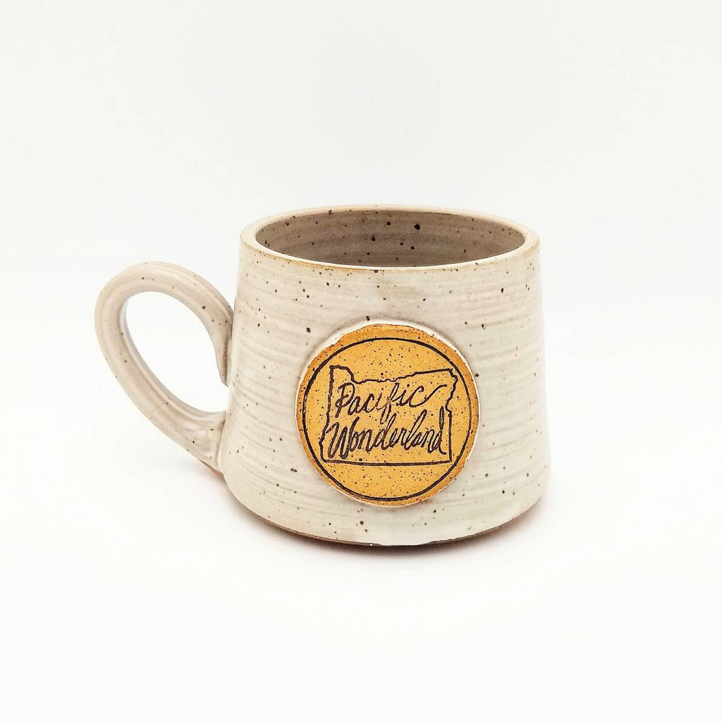 "STATEment Mug - Oregon ""Pacific Wonderland"""