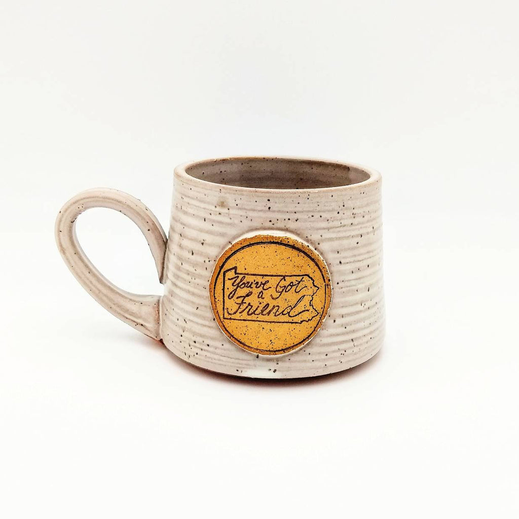 "STATEment Mug - Pennsylvania "" You've Got a Friend"""
