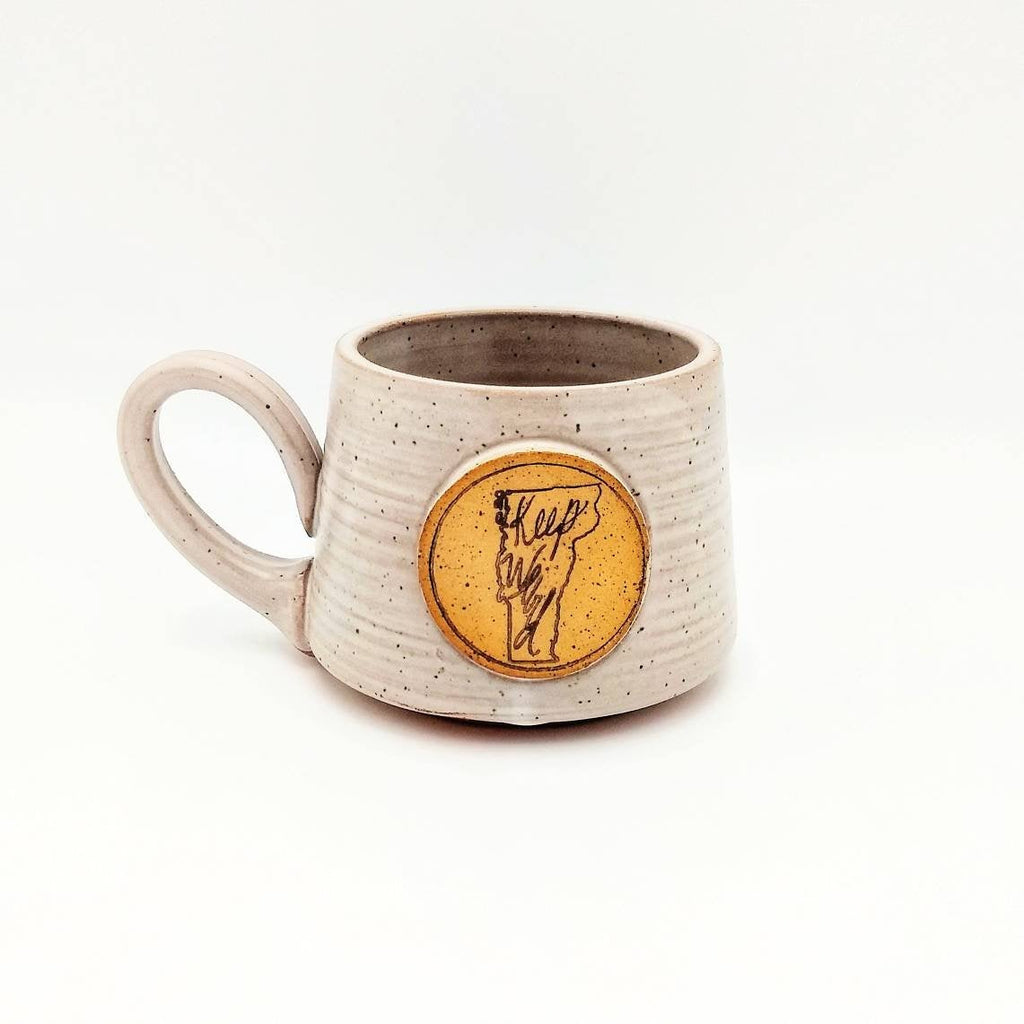 "STATEment Mug - Vermont ""Keep Weird"""