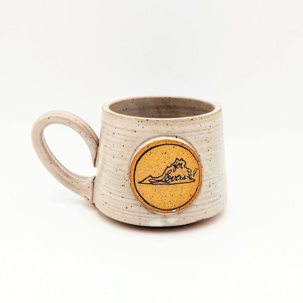 "STATEment Mug - Virginia ""For Lovers"""
