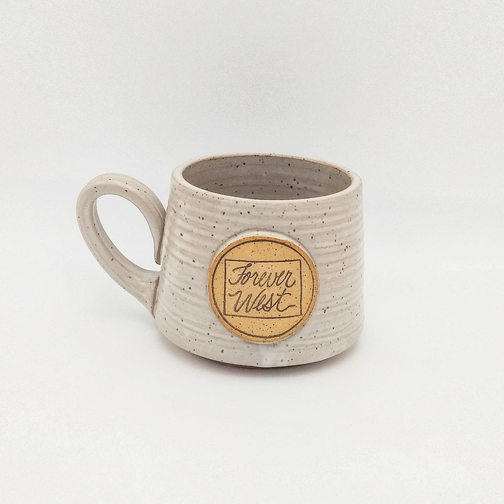 "STATEment Mug - Wyoming ""Forever West"""