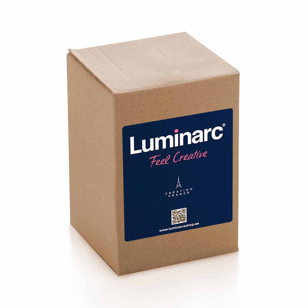 Luminarc 1 Piece Purebox Active Square Food Container - 76cl
