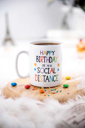 Luminarc 1 Piece Decorative Birthday Mug