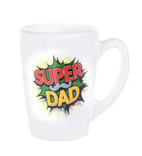Luminarc 1 Piece Decorative Super Dad - Fathers Day Mug