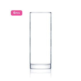 Luminarc 6pcs Plain Islande Highball Water & Juices Glass
