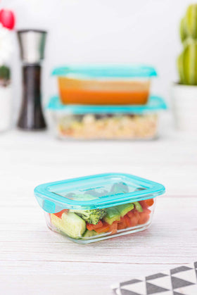 Luminarc 1 Piece KeepN Rectangular Food Container - 38cl