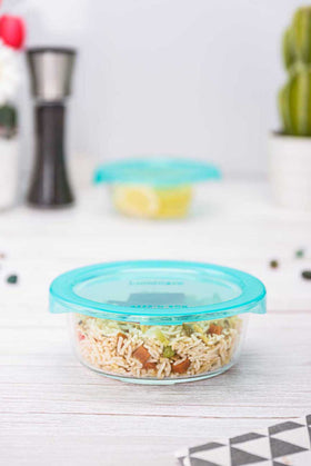 Luminarc 1 Piece KeepN Round Food Container - 67cl