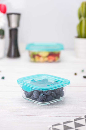 Luminarc 1 Piece KeepN Square Food Container - 38cl