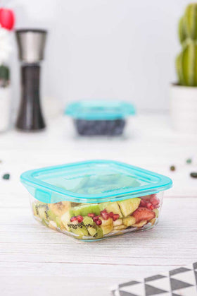 Luminarc 1 Piece KeepN  Square Food Container - 76cl