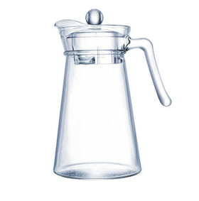 Luminarc 1 Piece Kone Jug with Lid - 1.3L