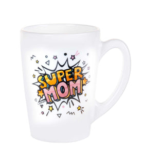 Luminarc 1 Piece Decorative Super Mom - Mothers Day Mug
