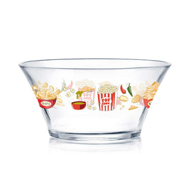 Luminarc 1 Piece Florero Snack/Pop corn Bowl