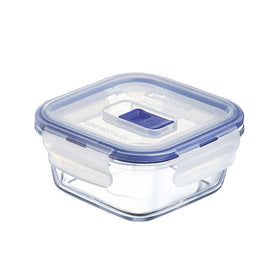 Luminarc 1 Piece Purebox Active Square Food Container - 38cl