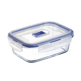Luminarc 1 Piece Purebox Active Rectangular Food Container - 82cl