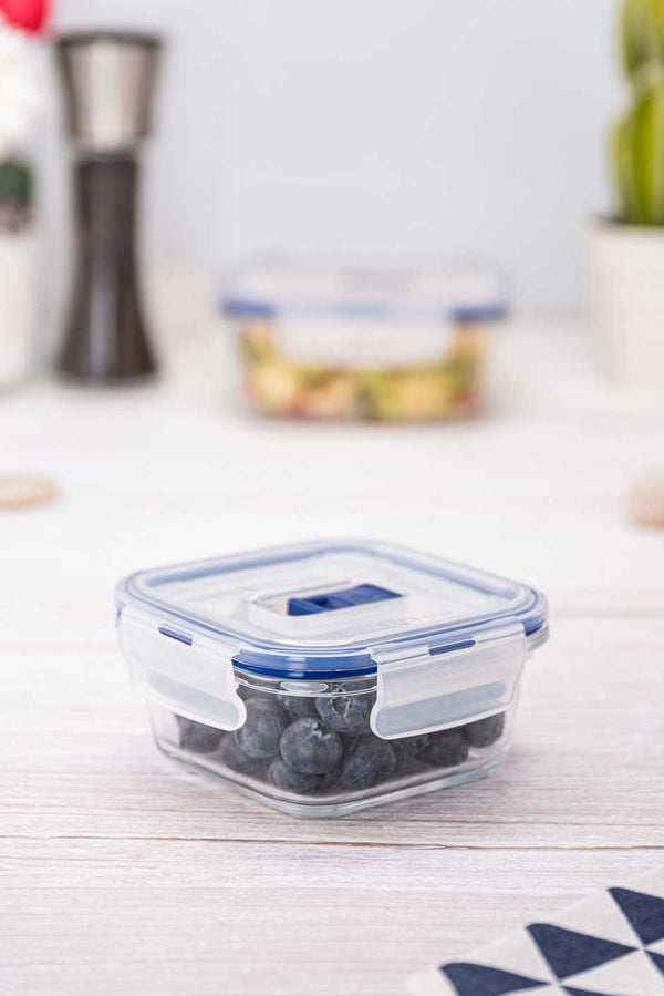 Luminarc Purebox Square 38cl FoodContainer 1piece