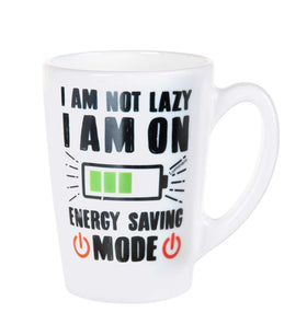 Luminarc 1 Piece Decorative Energy Saving - Quotes Mug