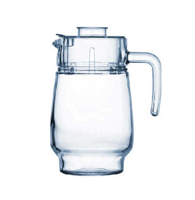 Luminarc 1 Piece Tivoli Jug with Lid - 1.6L