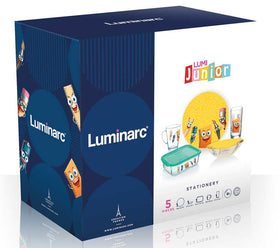 LumiJunior Stationery Set - 5pcs