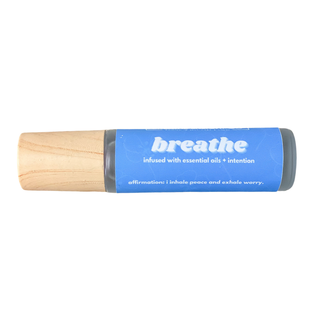 Breathe Intention Oil Roller