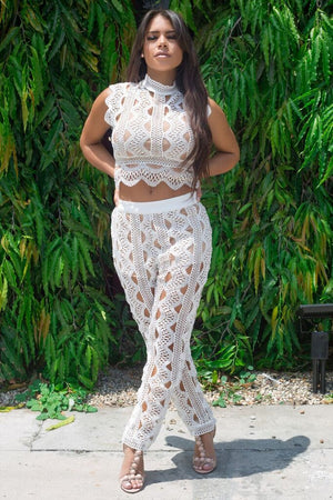 Layla Crochet Co-ord